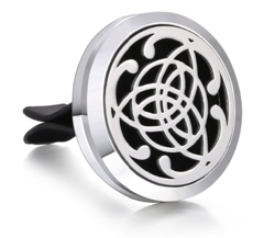 Car Air Diffuser, Freshener - Essential Oil Diffuser - Nordic