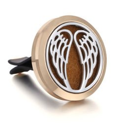 Car Air Diffuser, Freshener - Essential Oil Diffuser - Wings